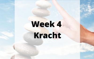 Week 4 – Kracht